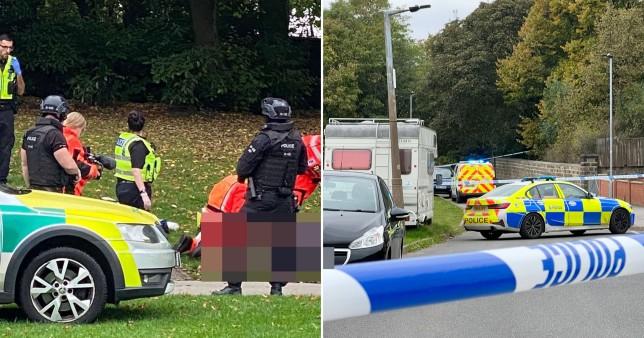 Két tinédzser lányba kocsival hajtottak bele, egy férfit pedig a parkban játszó gyerekek mellett lőttek le Angliában 1