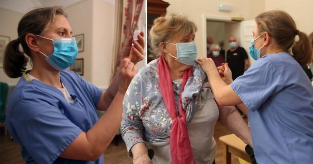 """""""Több tucat"""" idősek otthonában élő ember halt meg koronavírusban, hiába kapták meg az első oltást 1"""