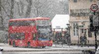 Szakad a hó Londonban és Nagy-Britannia több másik területén is 2