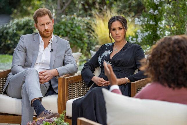 Botrány: Harry herceg és Meghan kitálalt a királyi családról, akár el is veszíthetik a címeiket az interjú miatt 1