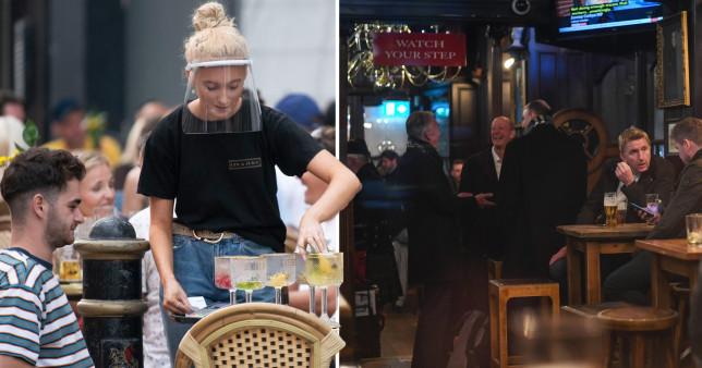 Tömegesen foglalnak az emberek a pubokban Angliaszerte az újranyitáshoz közeledve 1