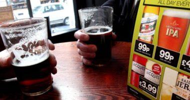 Csak 99p lesz a sör korsója Nagy-Britannia több, mint 600 különböző pubjában 1