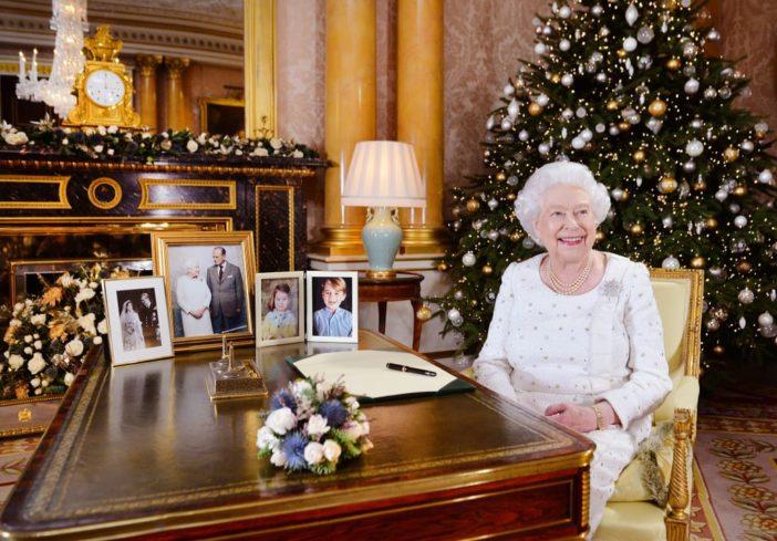 Az angol királynő szívhez szóló karácsonyi üzenete 1
