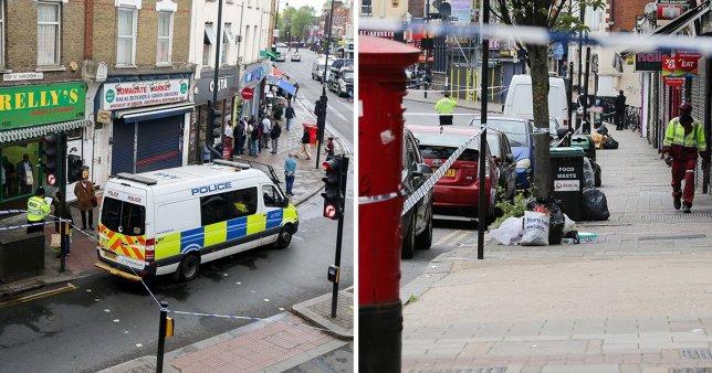 7 óra alatt 7 késelés történt London utcáin: 1 halott többen kórházban 1