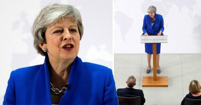 Theresa May bejelentette: új Brexit tervezet jön, és szavazás lesz egy új Brexit népszavazásról 3