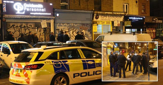 Egy tinédzsert meglőttek két másikat pedig megkéseltek Londonban 1