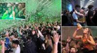 Először tért vissza a bulizni vágyó tömeg a tánctérre Angliában: a fergeteges buli képekkel 2