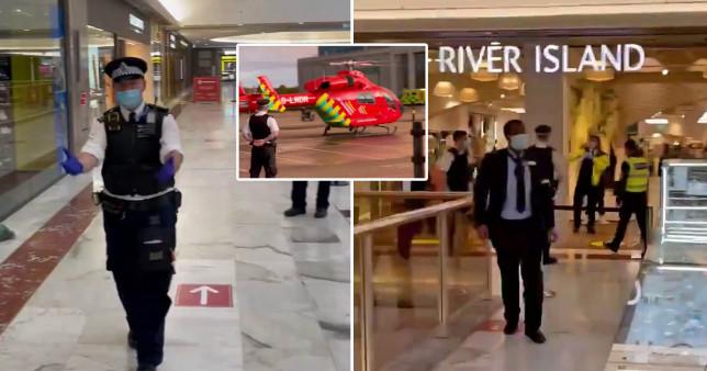 Londoni bevásárlóközpont kellős közepén késeltek halálra egy fiatalt 1