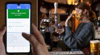 Ősztől mégis szükség lehet az oltási útlevelekre Angliában a pubokban és éttermekben 2