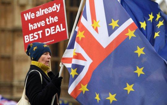 brexit megállapodás