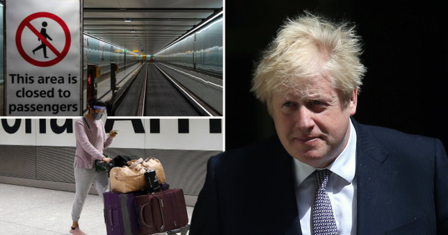 Friss hírek, infók a korlátozásokkal, az oltással és a koronavírussal kapcsolatban Nagy-Britanniában 1