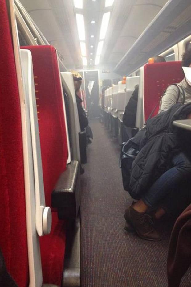 füst vonat london hunglia