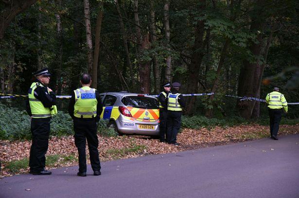 Madárvérrel bekenve közösülő párra bukkant az erdő közepén egy nő Angliában 2