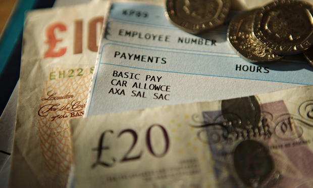 UK salaries rise for first time since financial crisis, jobs website finds