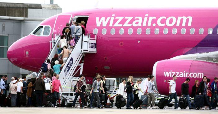 Villám csapott a WizzAir Budapestre tartó járatába 1