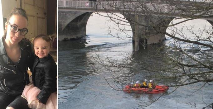 2 éves kislányt találtak egy folyóban megtalált kocsiban egy brit kisvárosban 1