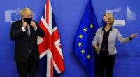 Küszöbön a Brexit megállapodás az EU-val, Boris Johnson hivatalos bejelentésre készül 2