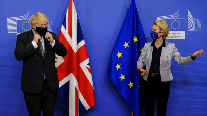Küszöbön a Brexit megállapodás az EU-val, Boris Johnson hivatalos bejelentésre készül 1