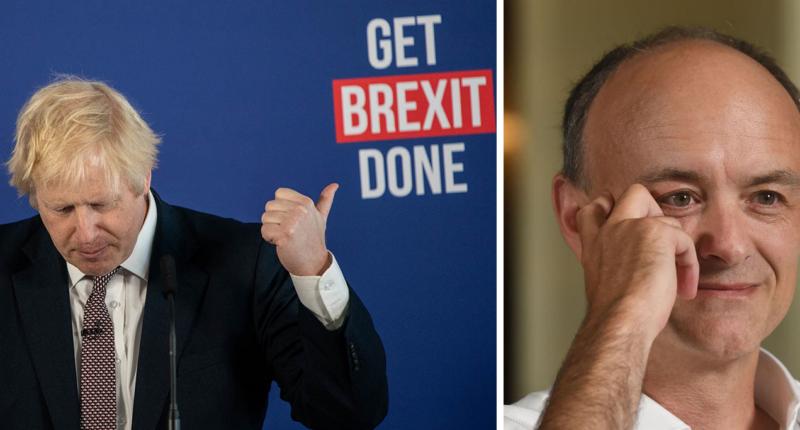 Újabb kínos infók szivárogtak ki a Brexit és Boris Johnson kapcsán 1