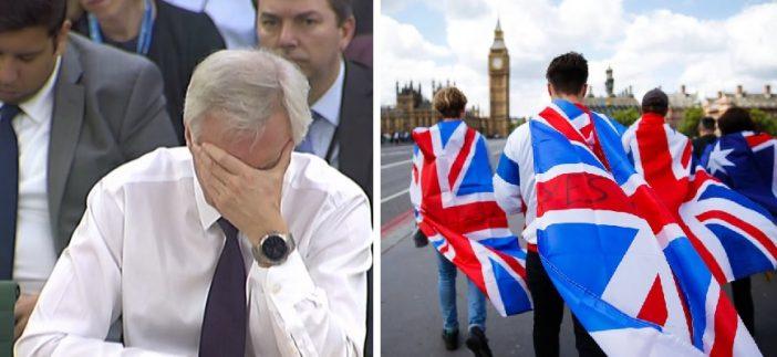 A Brexit tárgyalások vezetője megdöbbentő dolgot vallott be a kilépéssel kapcsolatban 2