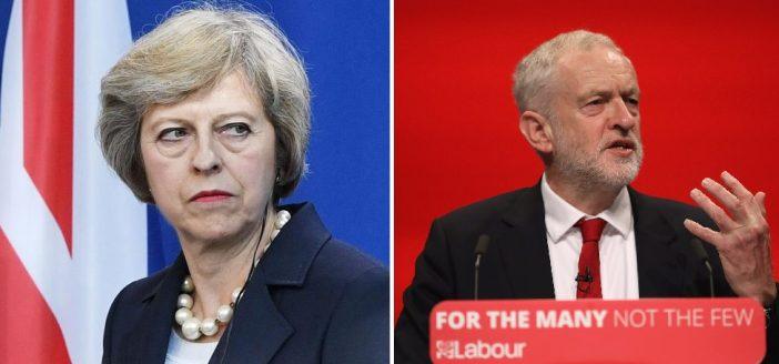 Új választások és új miniszterelnök jön Nagy-Britanniában 2018-ban az ellenzék vezetője szerint 1