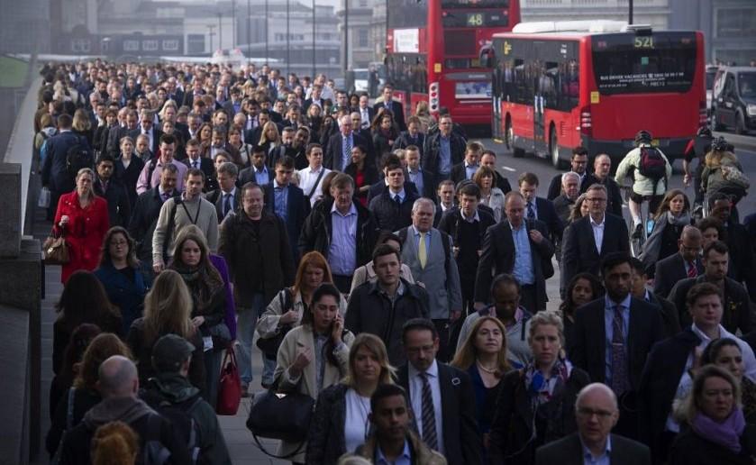 commuters strike full size getty