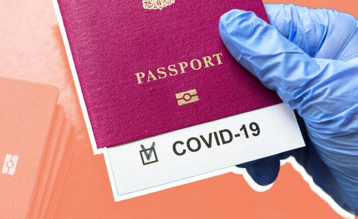 Heteken belül megkezdődhet Nagy-Britanniában a vakcina útlevelek tesztelése 1