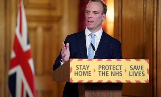 A brit kormány a mai naptól meghosszabbítja az érvényben levő kijárási korlátozásokat 1