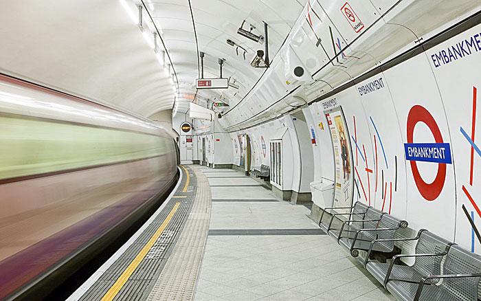 londoni metró 1
