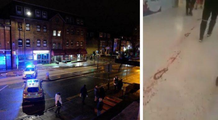 Egy férfit fejbe lőttek, két fiatalt pedig leszúrtak az emberek szeme láttára Angliában 2