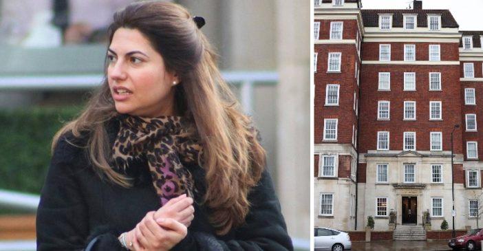 """£100,000-ot kap egy nő Londonban, mert a szomszédai """"elviselhetetlenül hangosak"""" voltak 1"""