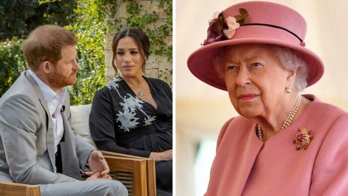 Áll a bál a királyi családnál: A Buckingham Palota reagált Harry és Meghan interjújára 1