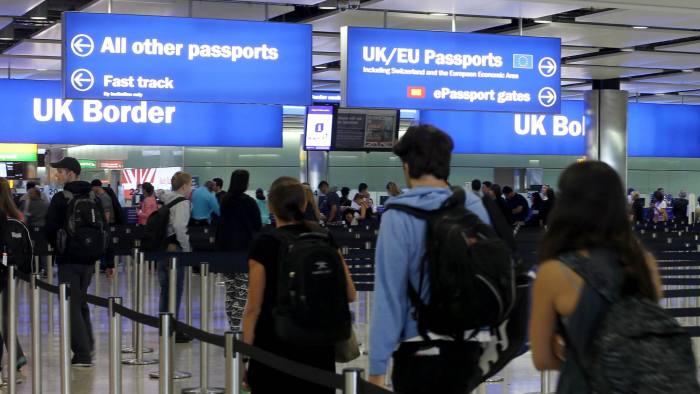 Így áll jelenleg az EUs bevándorlók száma Angliában - sok magyar is költözik (hivatalos adatok) 2