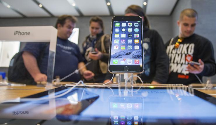 £1-ért lehet iPhone 6-ot nyerni Nagy-Britanniában: új trükk a neten 5