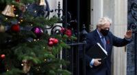 Kérdésessé válhat a korlátozások karácsonyra beígért lazítása Nagy-Britanniában 1