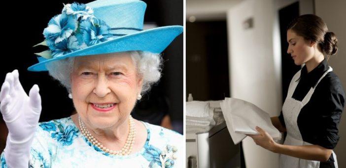 Az angol királynő takarítót keres, és bárki jelentkezhet 1