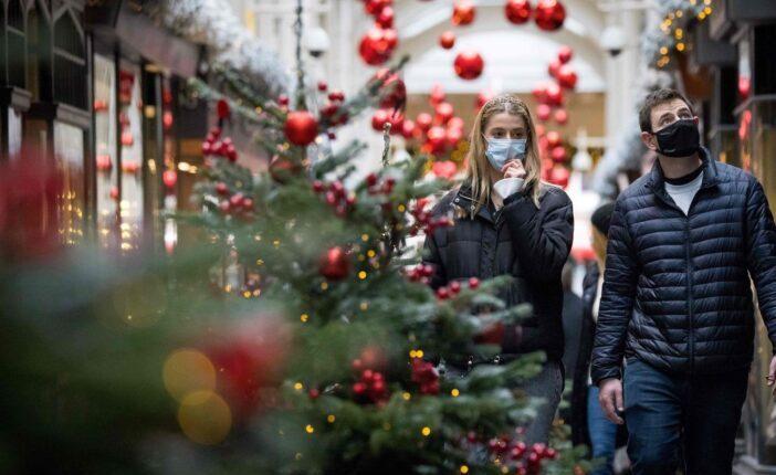 koronavírus karácsony