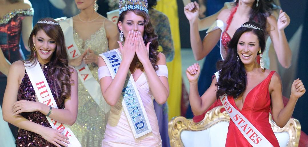 Miss World szépségverseny Nagy-Britanniában