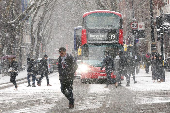 Nagy-Britanniában legálisan vehetsz ki fizetett szabadságot ítéletidő, vagy nagy hó miatt 1