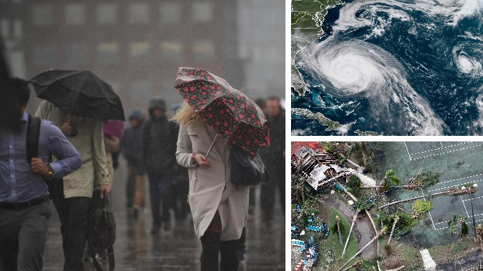 hurrikán Maria