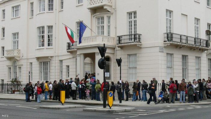 angliai magyar konzulátus