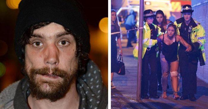 """Kiderült, hogy az angliai terrortámadás """"hőse"""" az áldozatok holmijait lopkodta a robbanás után 2"""