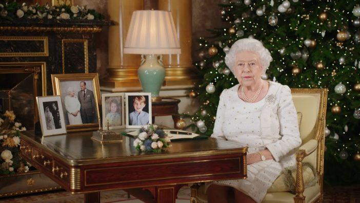Az angol királynő karácsonyi beszéde a Nagy-Britanniában élőkhöz 1