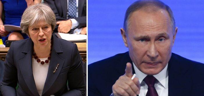 Éleződik a helyzet Nagy-Britannia és Oroszország közt az elmúlt napok eseményei miatt 2
