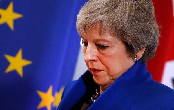 theresa may brexit megállapodás kilépés