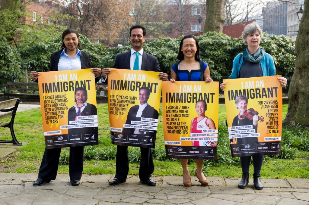 migrant poster