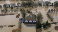 A Bella vihar elérte Nagy-Britanniát: több, mint 1000 embert kellett evakuálni életveszélyes körülmények miatt 2