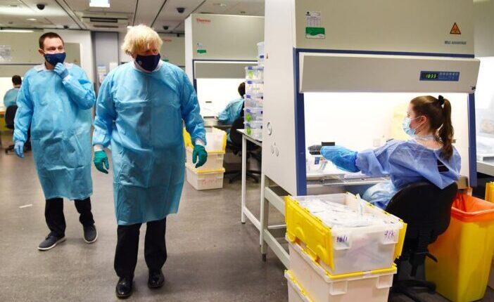 Koronavírus UK: friss infók az oltással és a korlátozásokkal kapcsolatban 1