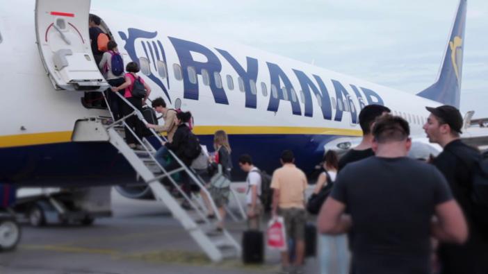 Tegnap fontos új változás lépett életbe a Ryanair járatain, ami sokakat idegesít 1
