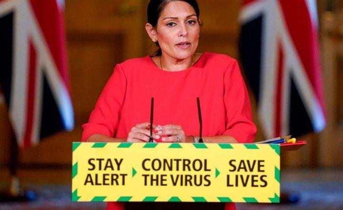 Koronavírus UK: fontos hírek, események az elmúlt 24 órából 1